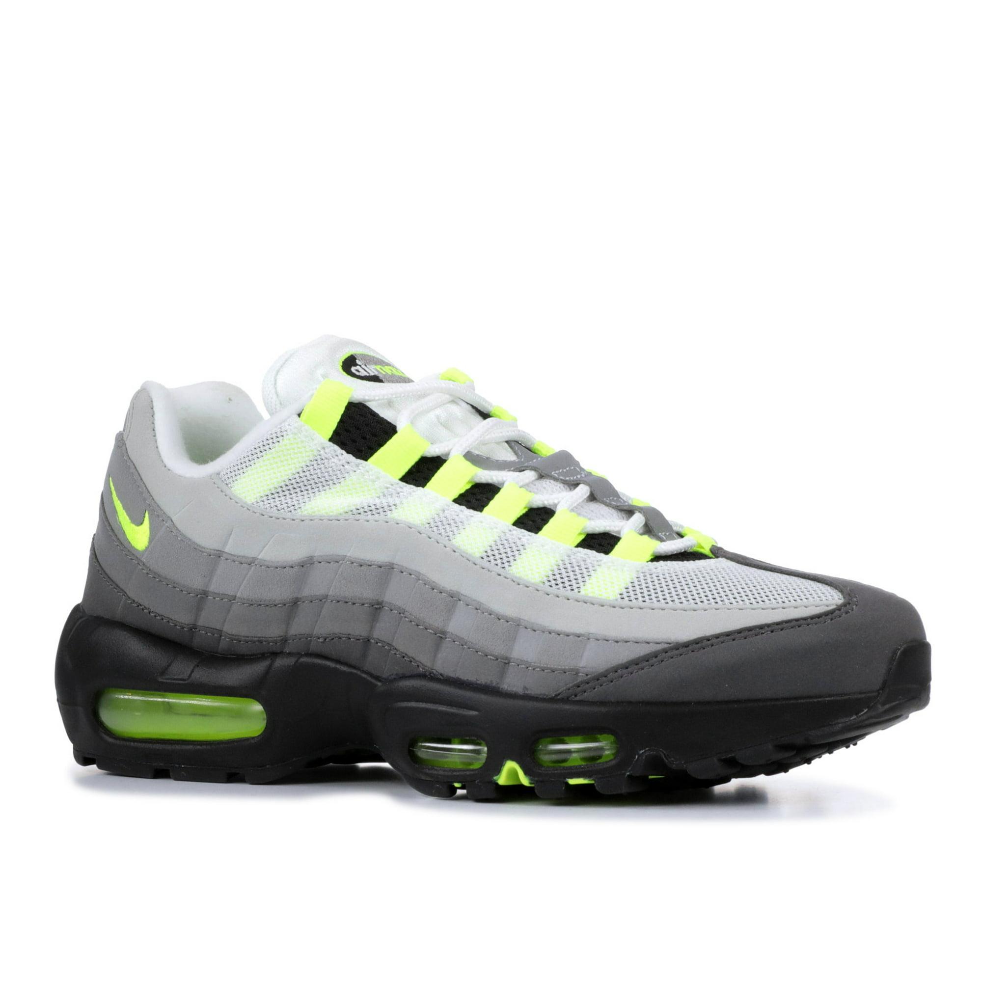 detailed look d6acb e17f6 Nike - Men - Air Max 95 Og  Neon  - 554970-071 - Size 11   Walmart Canada