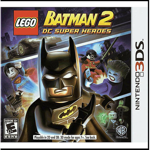 Lego Batman 2 DC Super Heroes (Nintendo 3DS) - Pre-Owned