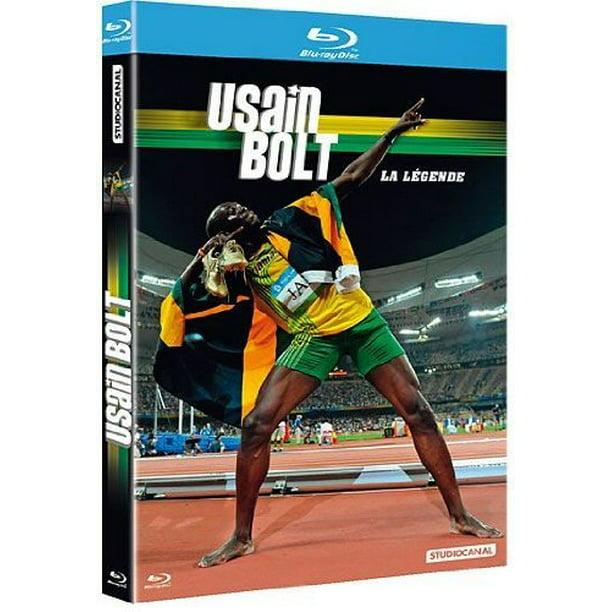 Usain Bolt The Fastest Man Alive Non Usa Format Blu Ray Reg B Import France Walmart Com Walmart Com