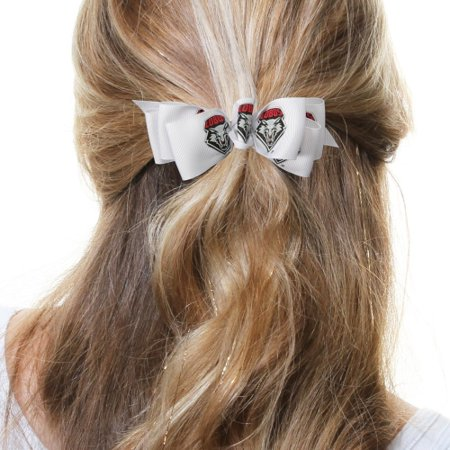 New Mexico Lobos Butterfly Pinch Hair Clip - No Size