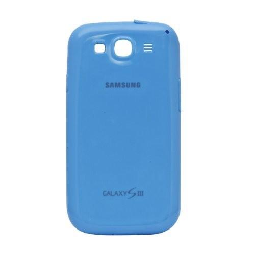samsung galaxy s3 blue. samsung galaxy s3 protective gel case opaque light blue