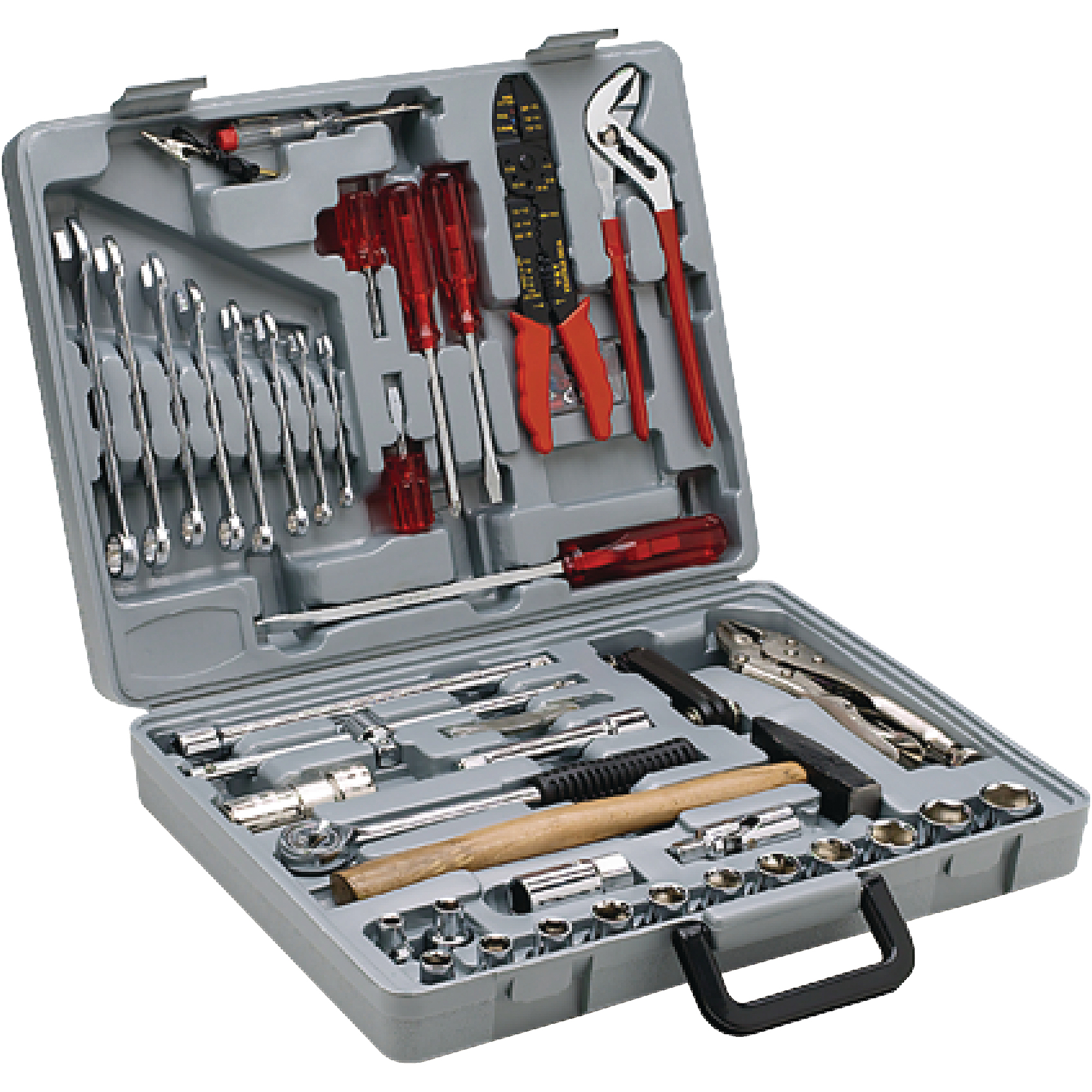 Click here to buy Seachoice 76 Piece Deluxe Tool Kit by Seachoice Products.
