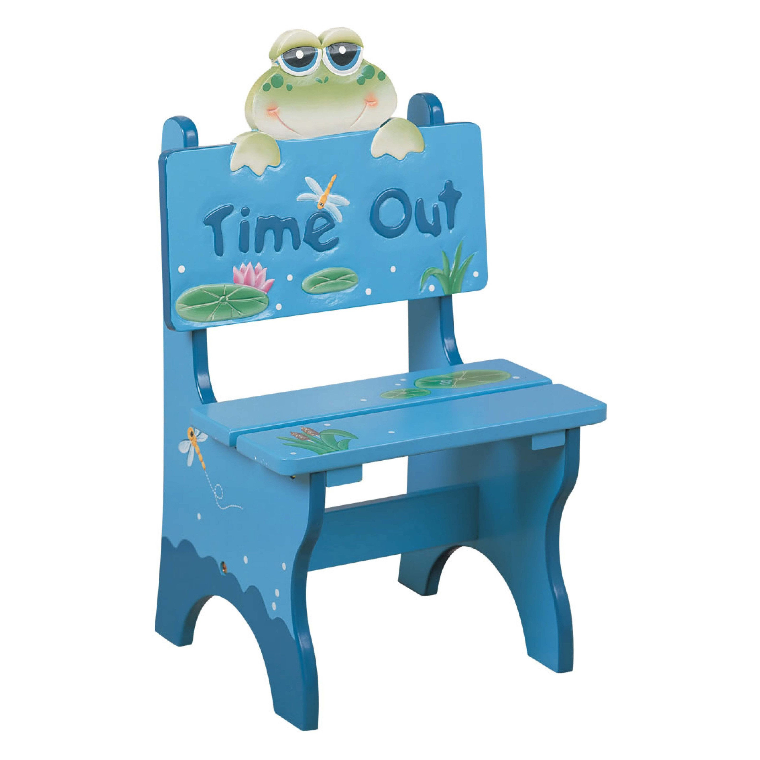 Teamson Fantasy Fields Froggy Time Out Chair