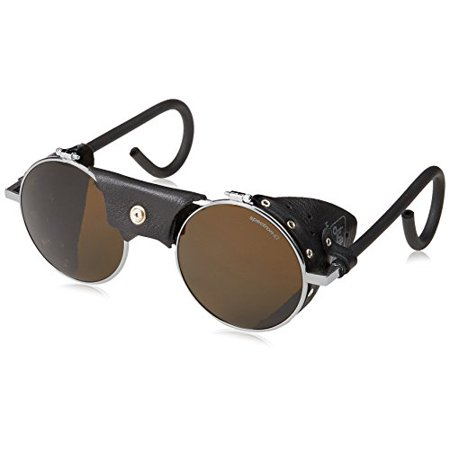 Vermont Classic Sunglasses: Chrome/Black with Spectron 4 (Julbo Sherpa Sunglasses)