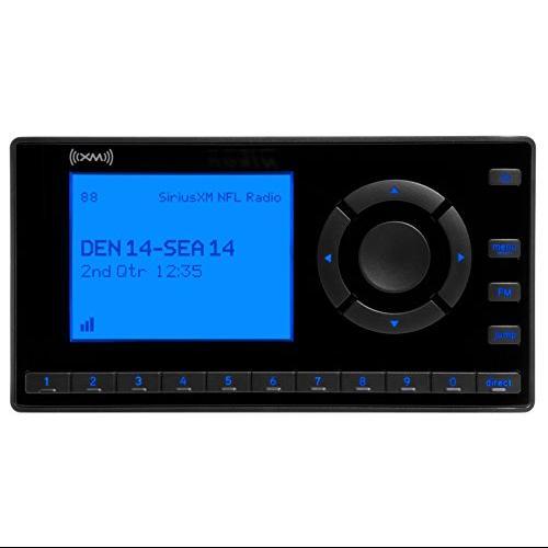 SiriusXM AVXXEZ1H1B Sirius-xm Xez1h1 Onyx Ez Satellite Radio with Home Kit