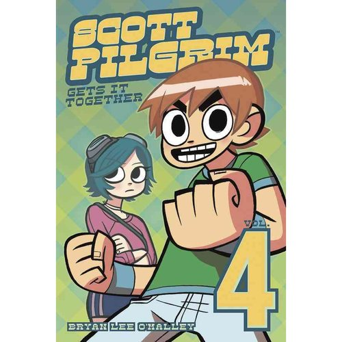 Scott Pilgrim Gets It Together 4