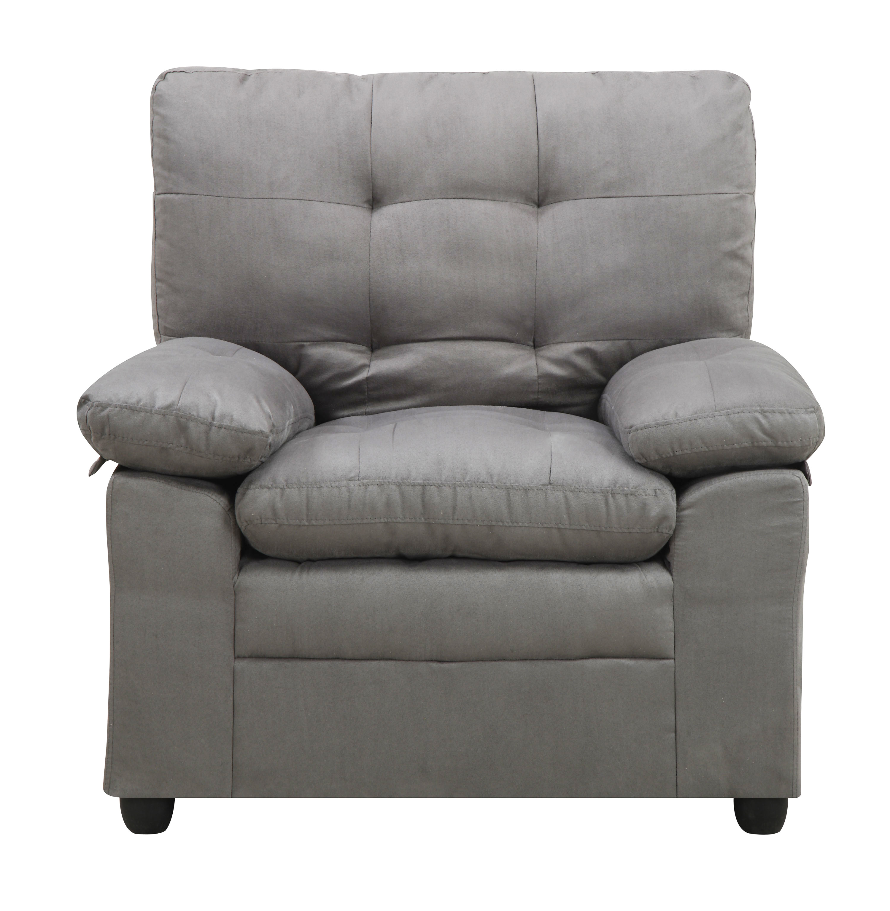 Mainstays Buchannan Upholstered Chair, Multiple Colors