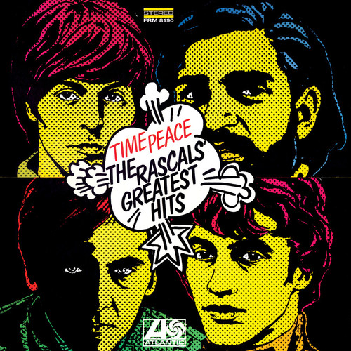 Time Peace: The Rascals Greatest Hits (Vinyl) (Limited Edition)