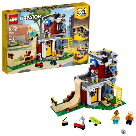 LEGO Creator 3in1 Modular Skate House 31081 (422 Pieces)