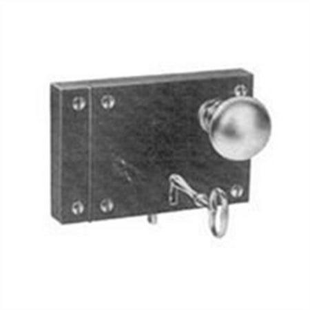 Baldwin Hardware 5704.102.R Horizontal Rim Lock Front Door