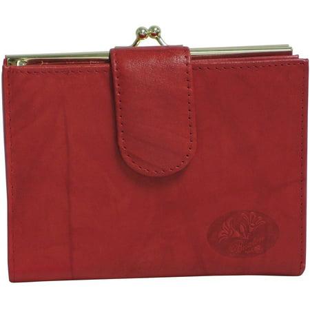 Buxton RFID Double Cardex Wallet (Black Buxton Wallet)