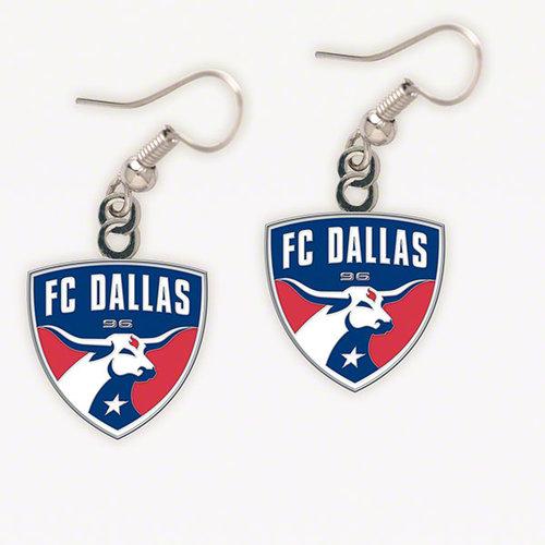 FC Dallas Dangle Earrings