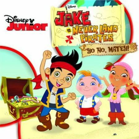 Jake & the Never Land Pirates: Yo Ho Matey Soundtrack
