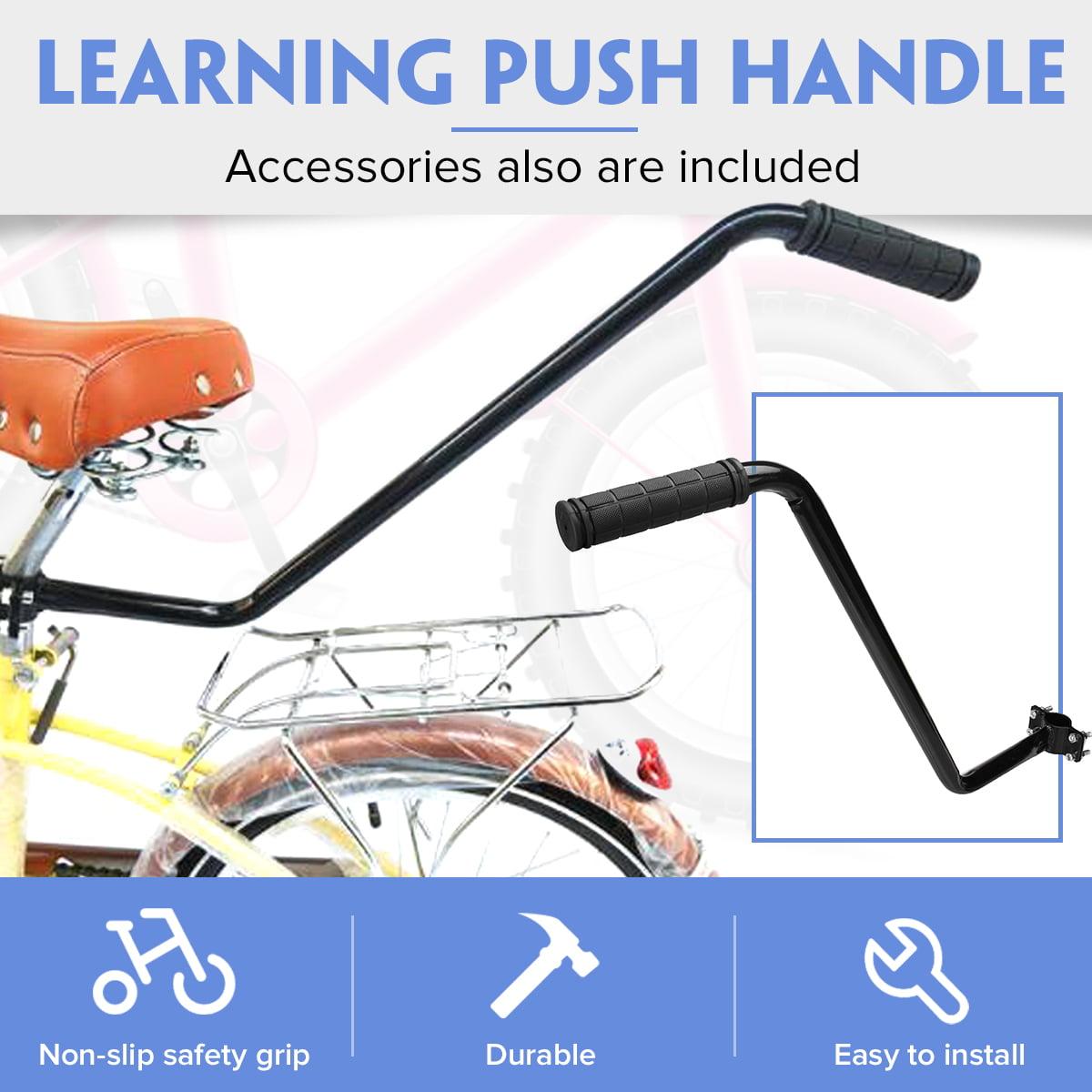 Bike Practical Training Push Handle Bar Safety Balance Trainer for Kids Children