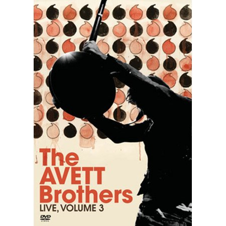 The Avett Brothers: Live, Volume 3 (DVD)