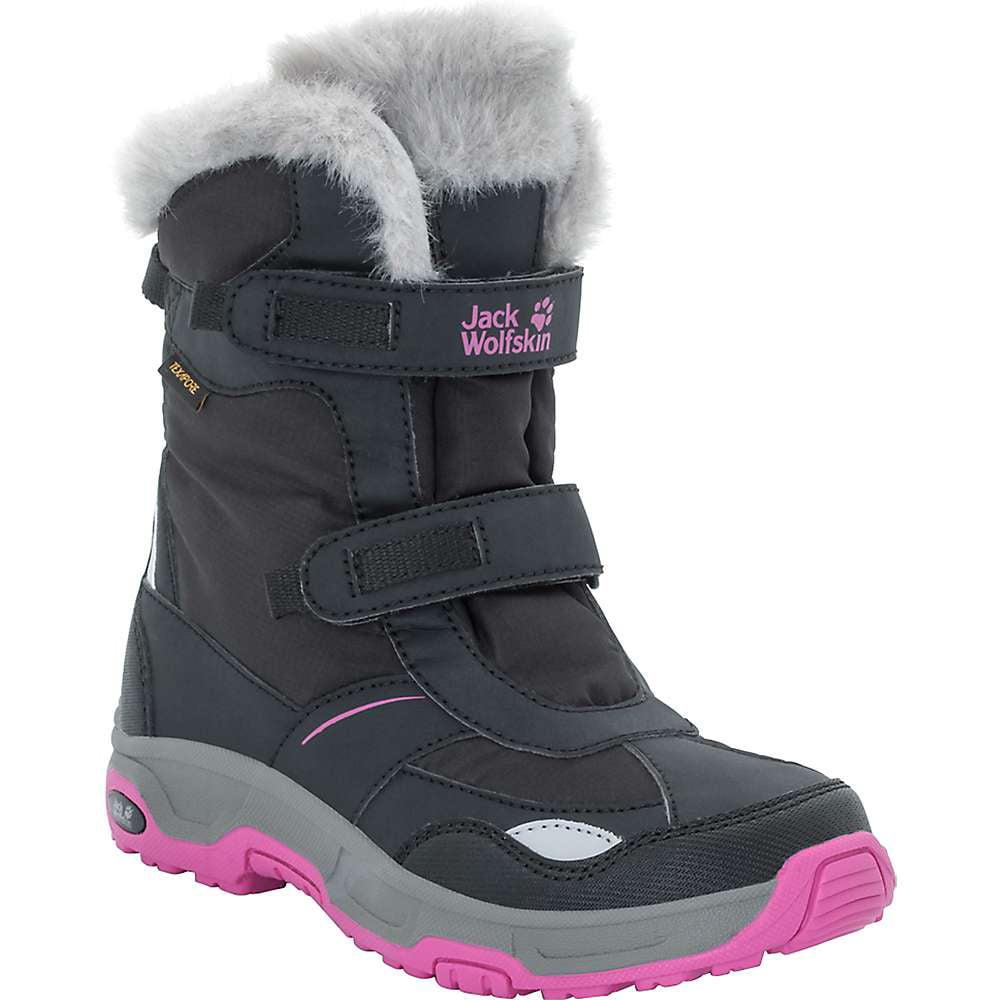 Jack Wolfskin Girls' Snow Flake Texapore Boot