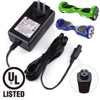AC Adapter Charger for SWAGTRON T1, SWAGTRON T3, SWAGTRON T6 HoverBoard