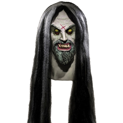 Corpse Maker Adult Halloween Latex Mask Accessory