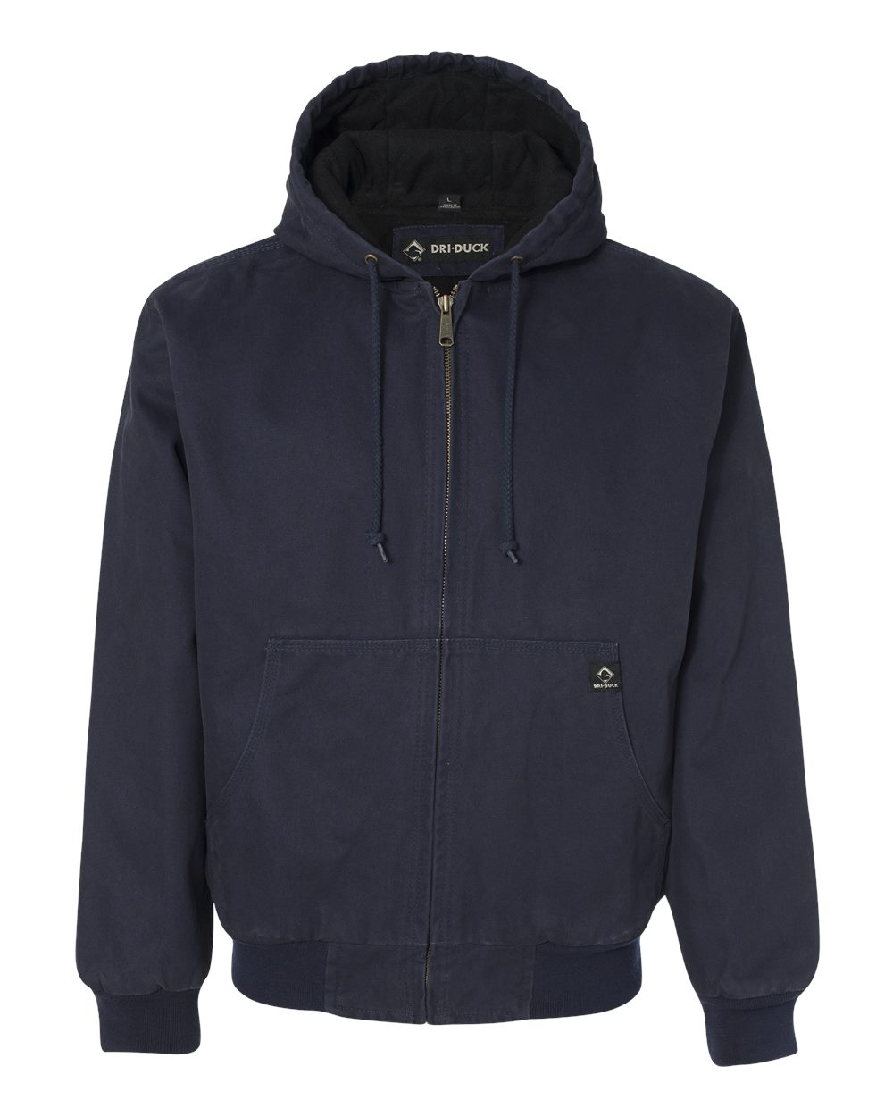DRI DUCK - Boulder Cloth Canvas Cheyenne Hooded Jacket Tall Sizes - 5020T