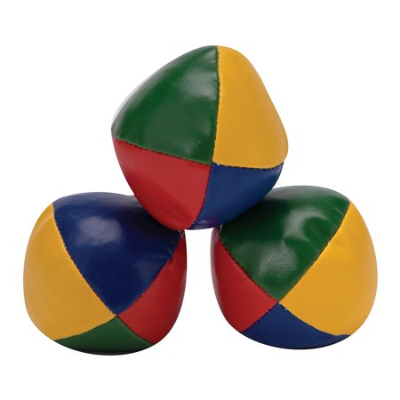 Cp Professional Juggling Balls Set - Large 3 Balls With Instructions