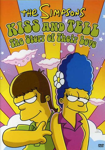 The Simpsons: Kiss and Tell (DVD) by 20th Century Fox Home Entertainment