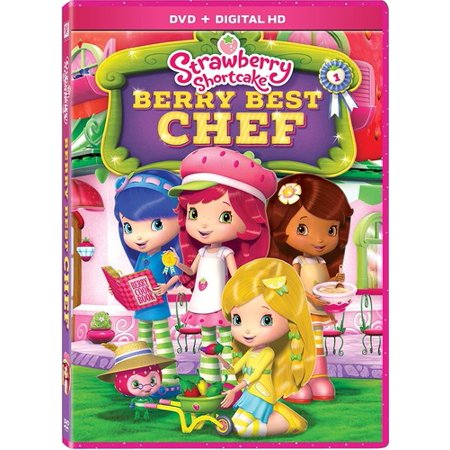 Strawberry Shortcake: Berry Best Chef (DVD) (Best Tv Shows Of 21st Century)