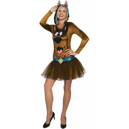 Scooby Doo Adult Halloween Costume - Scooby Doo Costume For Adults