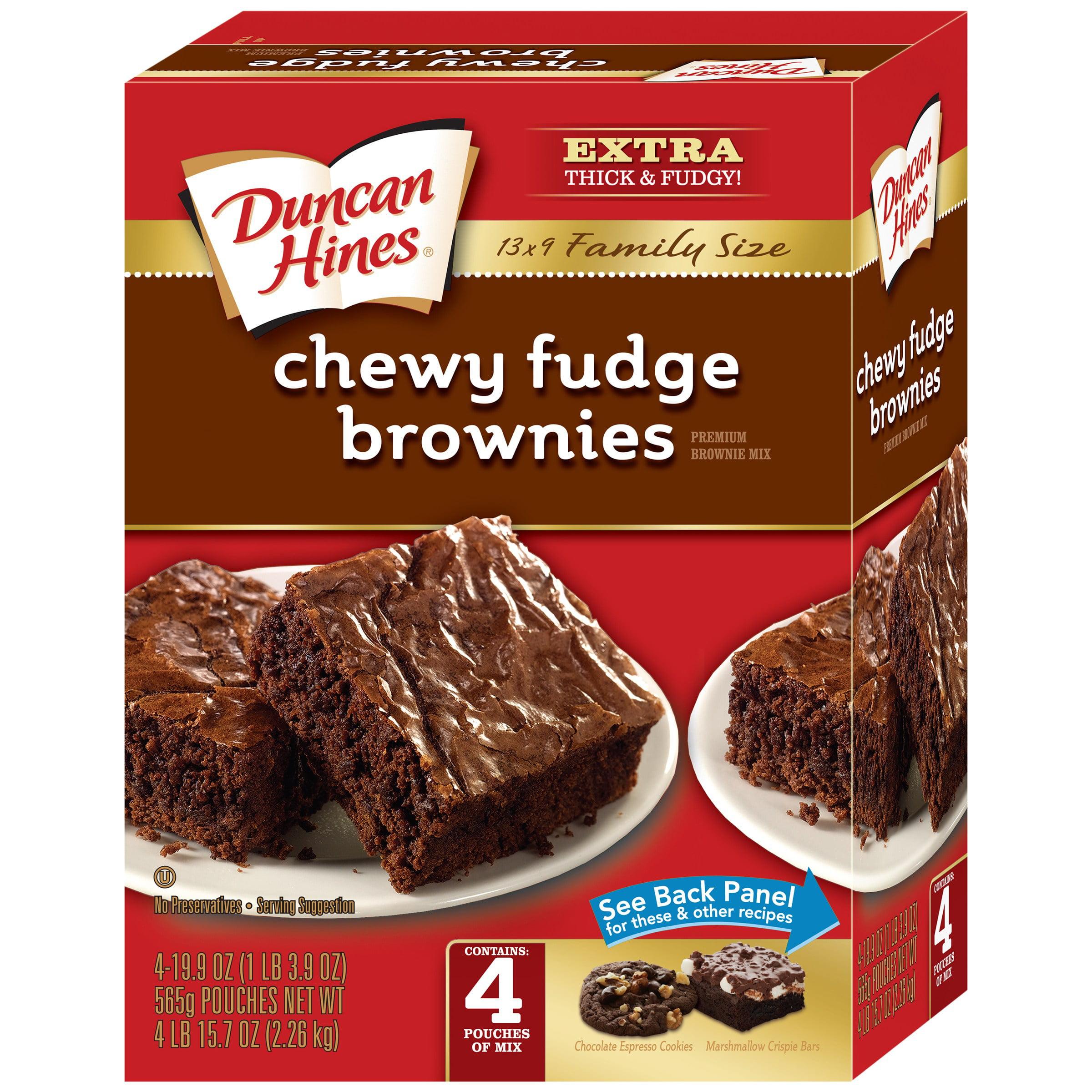 Duncan And Hines Vegan Cake Mix