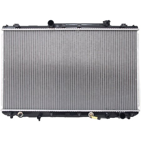 Radiator For Toyota Fits Camry 1318 ()