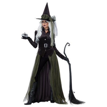 Gothic Witch Women's Halloween Costume