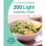 Hamlyn All Colour Cookery: 200 Light Weekday Meals - eBook
