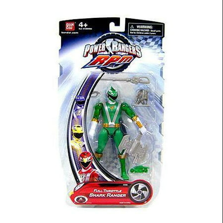 Power Rangers RPM Full Throttle Shark Ranger 5