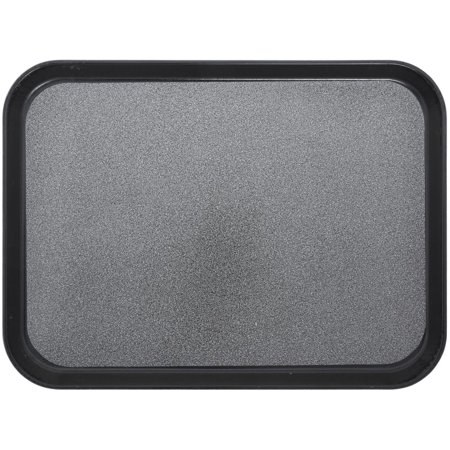 Cambro Versa Camtray Nonskid Tray Pebbled Black Fiberglass - 20