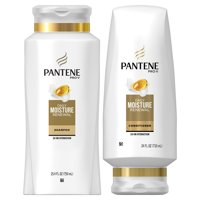 Pantene Pro-V Daily Moisture Renewal Shampoo and Conditioner Dual Pack, 49.4 fl oz