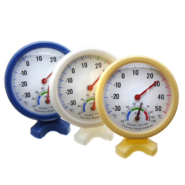 Outdoor Indoor MIni Wet Hygrometer Humidity Thermometer Temp Temperature Meter by