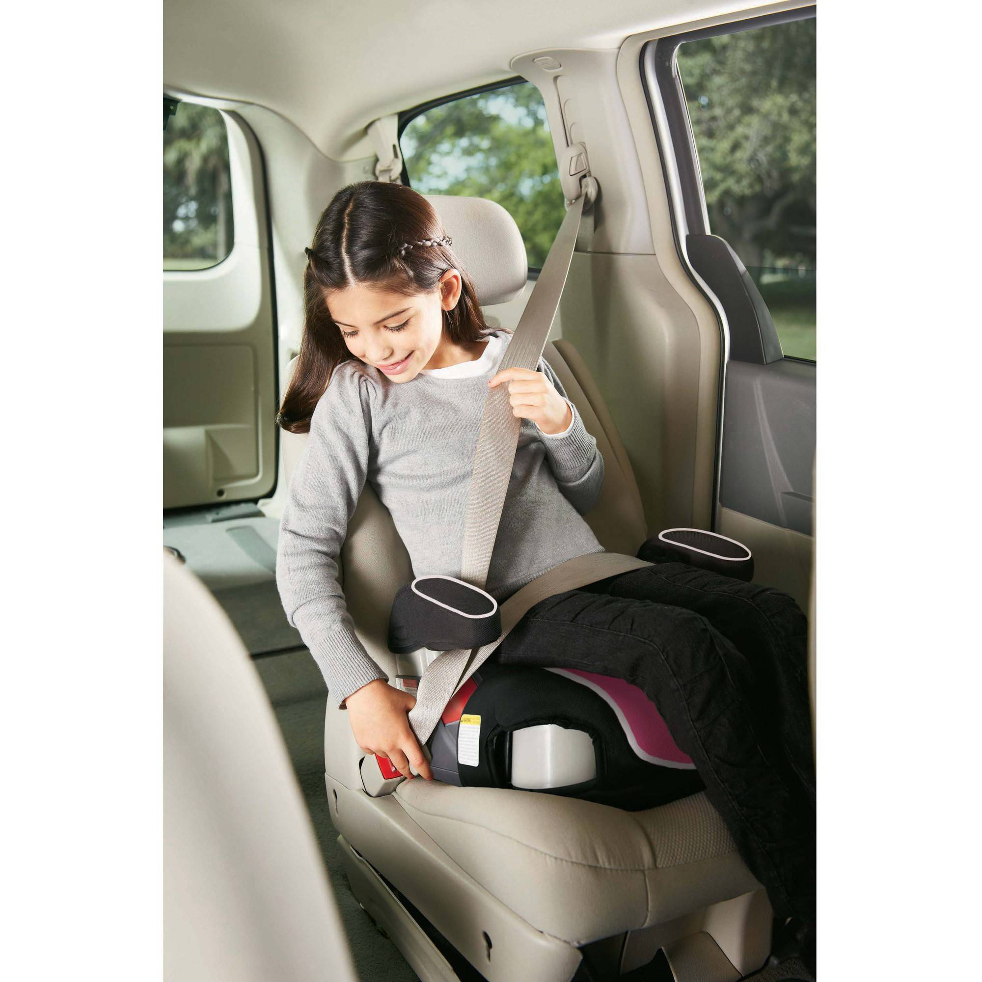 Graco TurboBooster Backless Booster Car Seat Dinorama