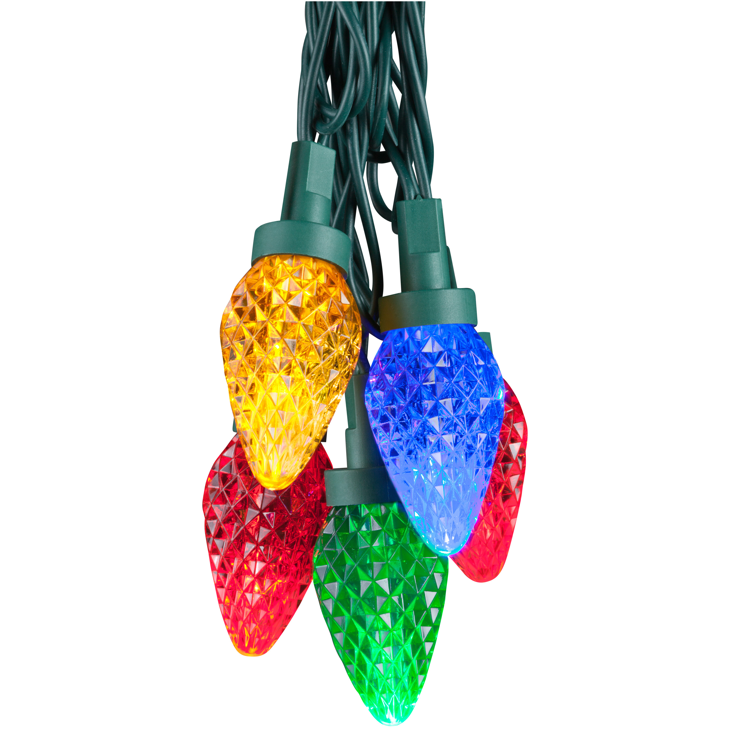 Holiday Time Colormotion Light String-s/24-c9