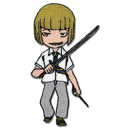 Patch - Bleach - New Chibi Shinji Hirako Iron On Gifts Anime Licensed ge4465