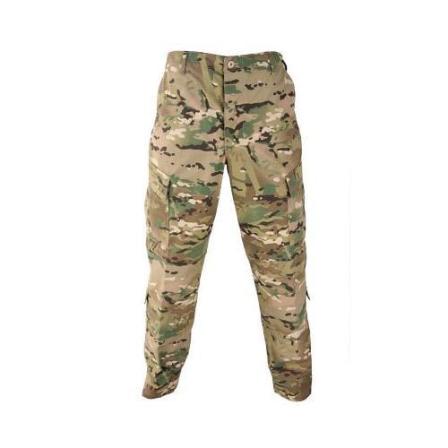 Propper Multicam Battle Rip 65% Polyester / 35% Cotton Ripstop Trousers (XL-R)