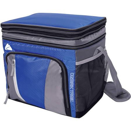 Ozark Trail 24 Can Cooler With Removable Hardliner Blue