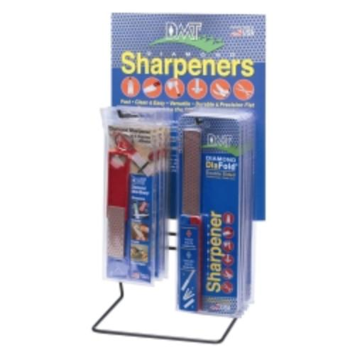 Mini-sharp And Diafold Sharpeners Display