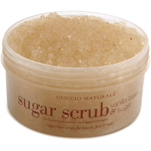 Cuccio Naturale Vanilla Bean and Sugar Scrub 19.5 oz