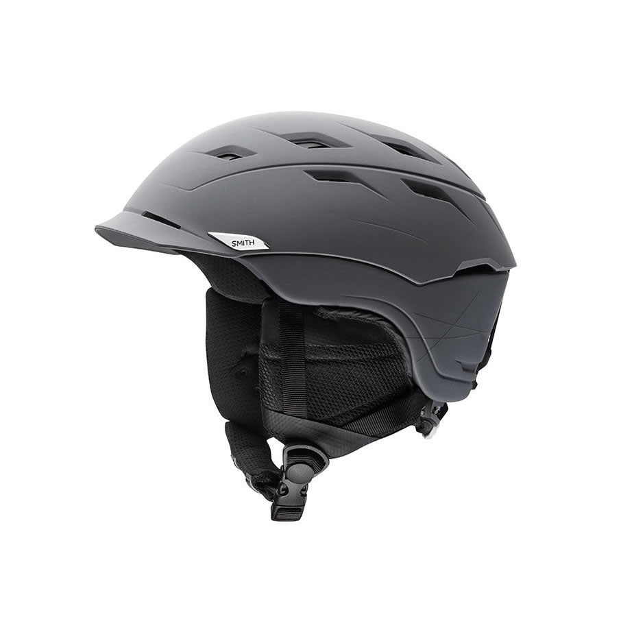 Smith Optics Variance Men's Snow Helmet- H16-VCMCLG-Matte Charcoal-Size Large by Unassigned