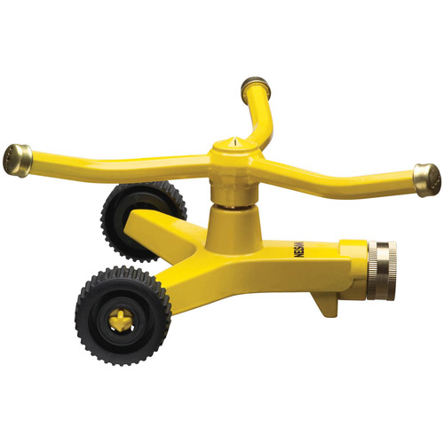 Nelson Sprinkler 50231 Square Pattern 3 Arm Wheel Base Whirling Sprinkler by Nelson Sprinkler