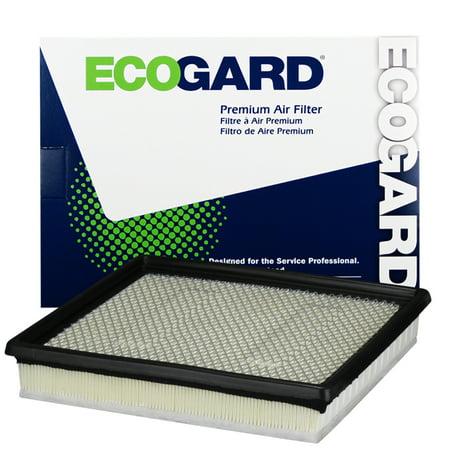 ECOGARD XA10650 Premium Engine Air Filter Fits 2016-2017 Chevy Colorado -