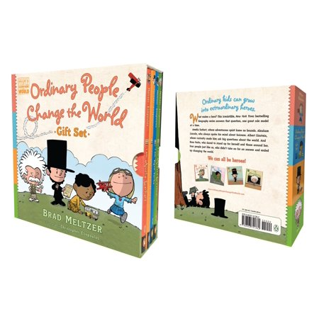 Ordinary People Change the World Gift Set](Groups Of Four People)