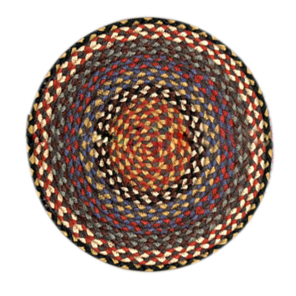 Home Decorative Jute Chair Pad CH-43