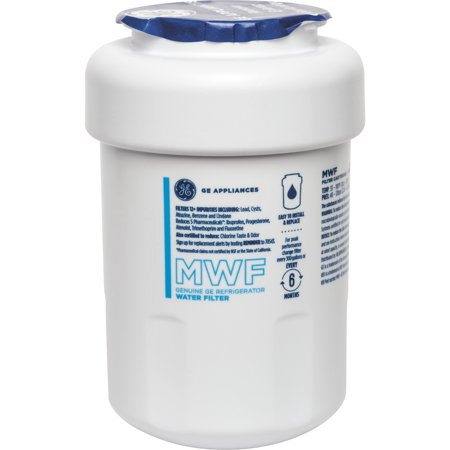 Ge Mwf Replacement Refrigerator Water Filter Cartridge