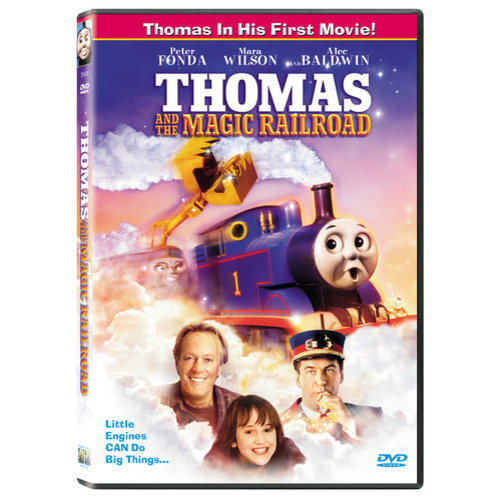 Thomas & Friends: Thomas And The Magic Railroad (Full Frame)