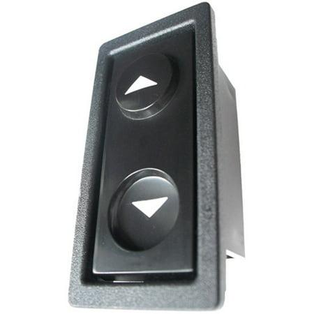Chevrolet C1500 C2500 C3500 K1500 K2500 K3500 Pickup Passenger Power Window Switch 1988-1989 (electric control panel lock button auto driver passenger door) (K2500 Door)